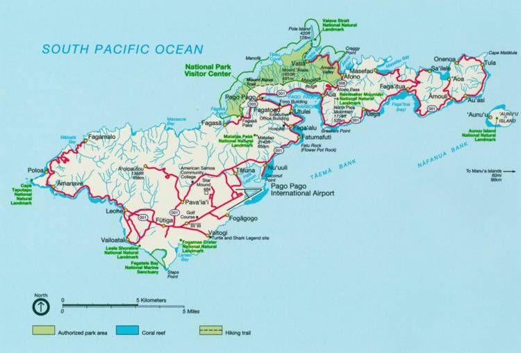 Image result for american samoa map