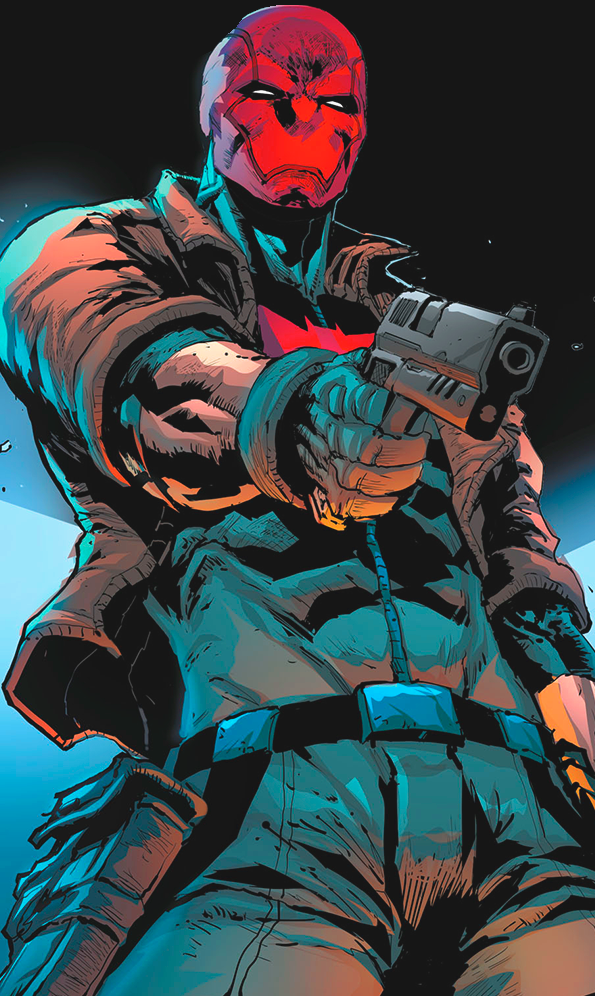 I M Wearing A Red Hood In Gotham City Who Do You Think I Am Jason Todd In Red Hood And The Outlaws 20 Batman Red Hood Red Hood Comic Hood Wallpapers