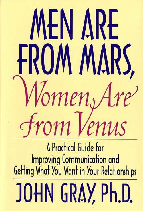 Book men are from mars women are from venus bookhub pinterest men are from mars women are from venus john gray the all time best seller helping men and women understand their differences to improve relationships fandeluxe Image collections