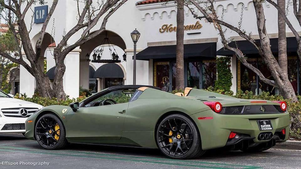 d1921e49363ae Navy Green four five eight Maserati