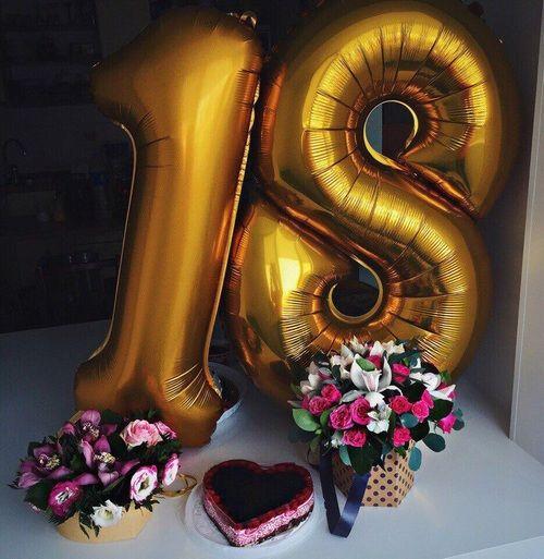 Birthday Images By Zahra In 2020 Happy Birthday 18th Birthday