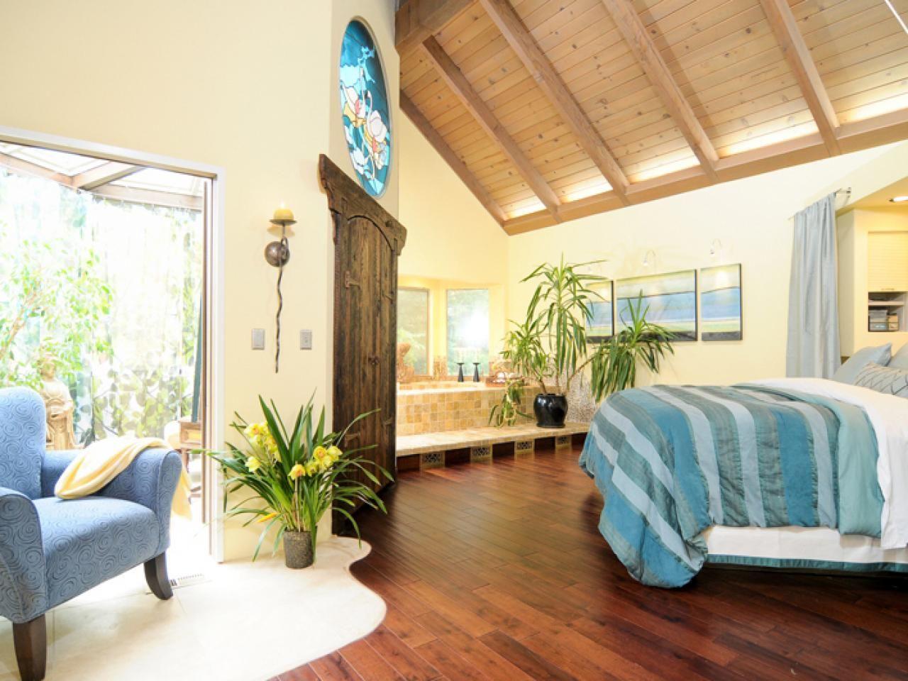 Blue Master Bedroom Ideas Coastal style Hgtv and Bedrooms