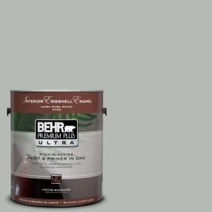 BEHR Premium Plus Ultra Home Decorators Collection Keystone Gray Eggshell  Enamel Interior Paint 275401 At The Home Depot