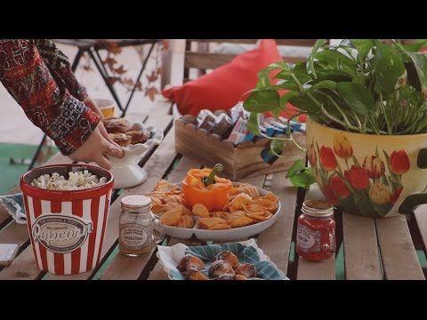 أفكار لتنسيق جلسة شتوية صغيرة هوت شوكليت نوتيلا سمورز قهوة عربية Youtube Table Decorations Decor Home Decor