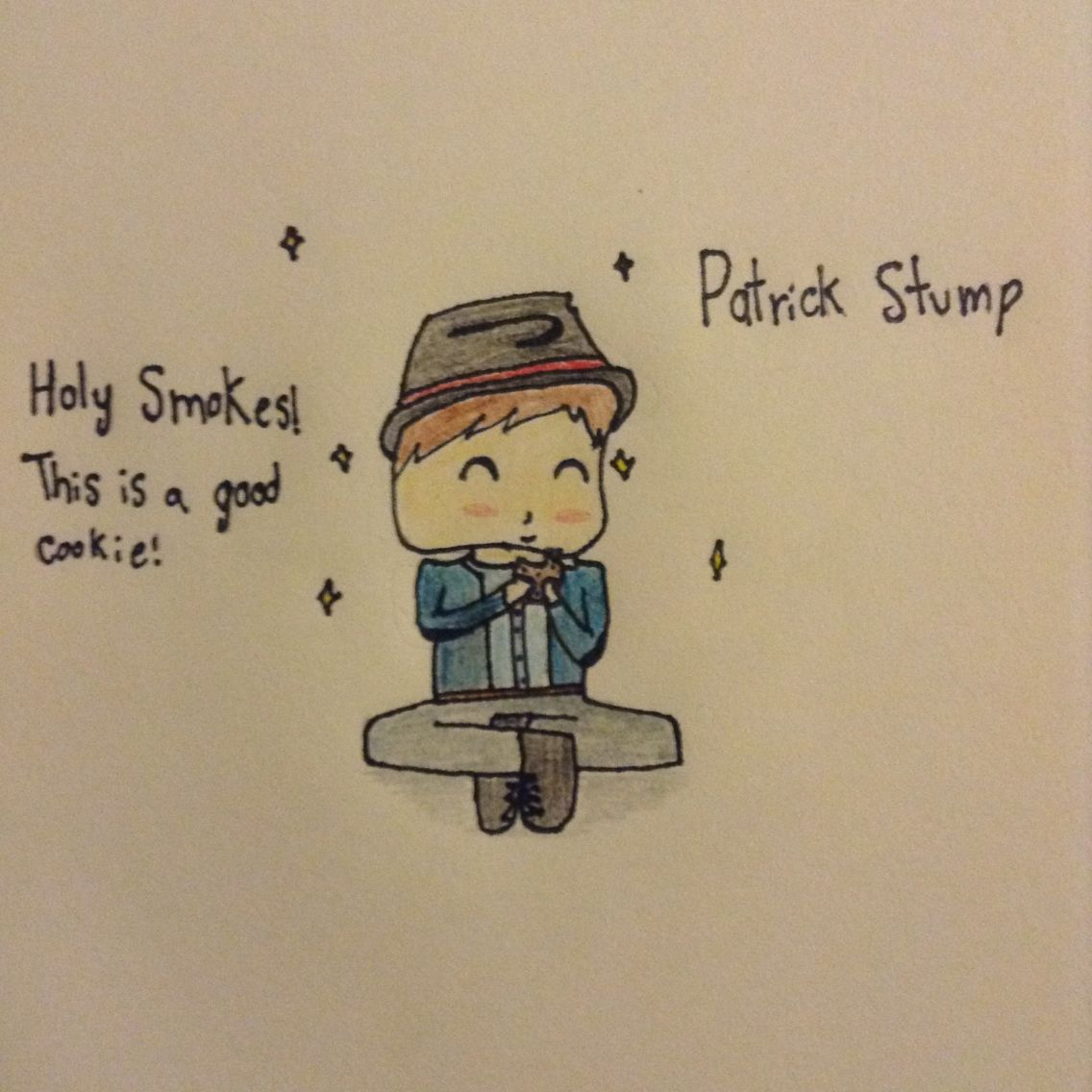 Patrick Stump fan art