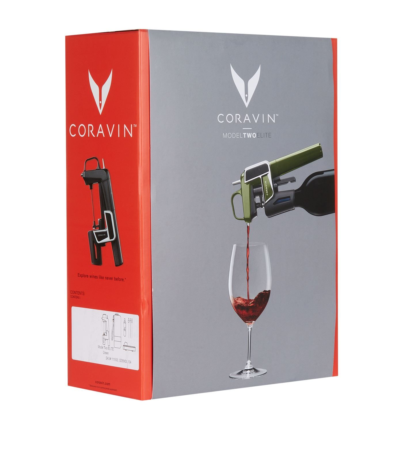 Coravin Coravin Green Gift Set Harrods Com Coravin Green Gifts Gift Set