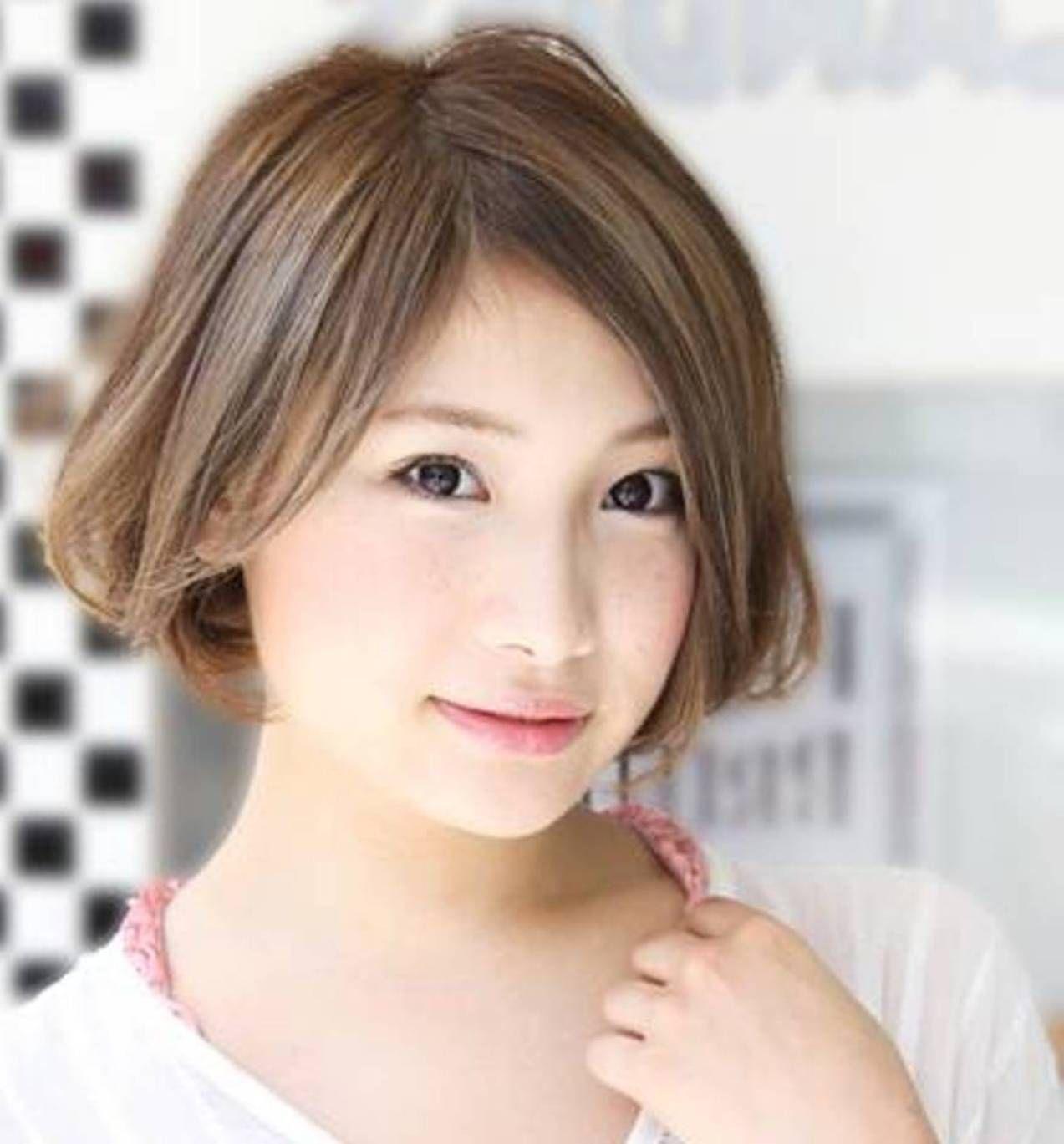 Simple Short Women Japanese Haircut Japan Pinterest Japanese