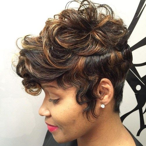 20 Short Weave Hairstyles You Can Easily Copy