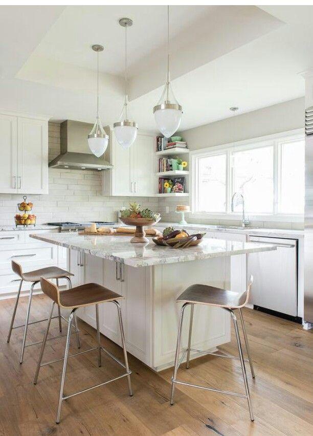 Pin de Allison Craft en Kitchens | Pinterest