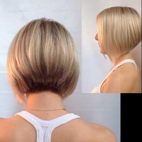 2017 Ist Der Neueste Trend Graduiert Bob Haarschnitte
