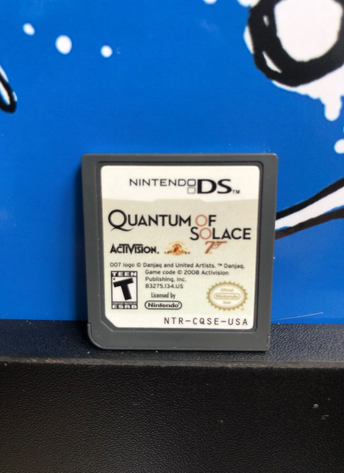 Quantum Of Solace Nintendo Ds Game Check My Page To Bundle And