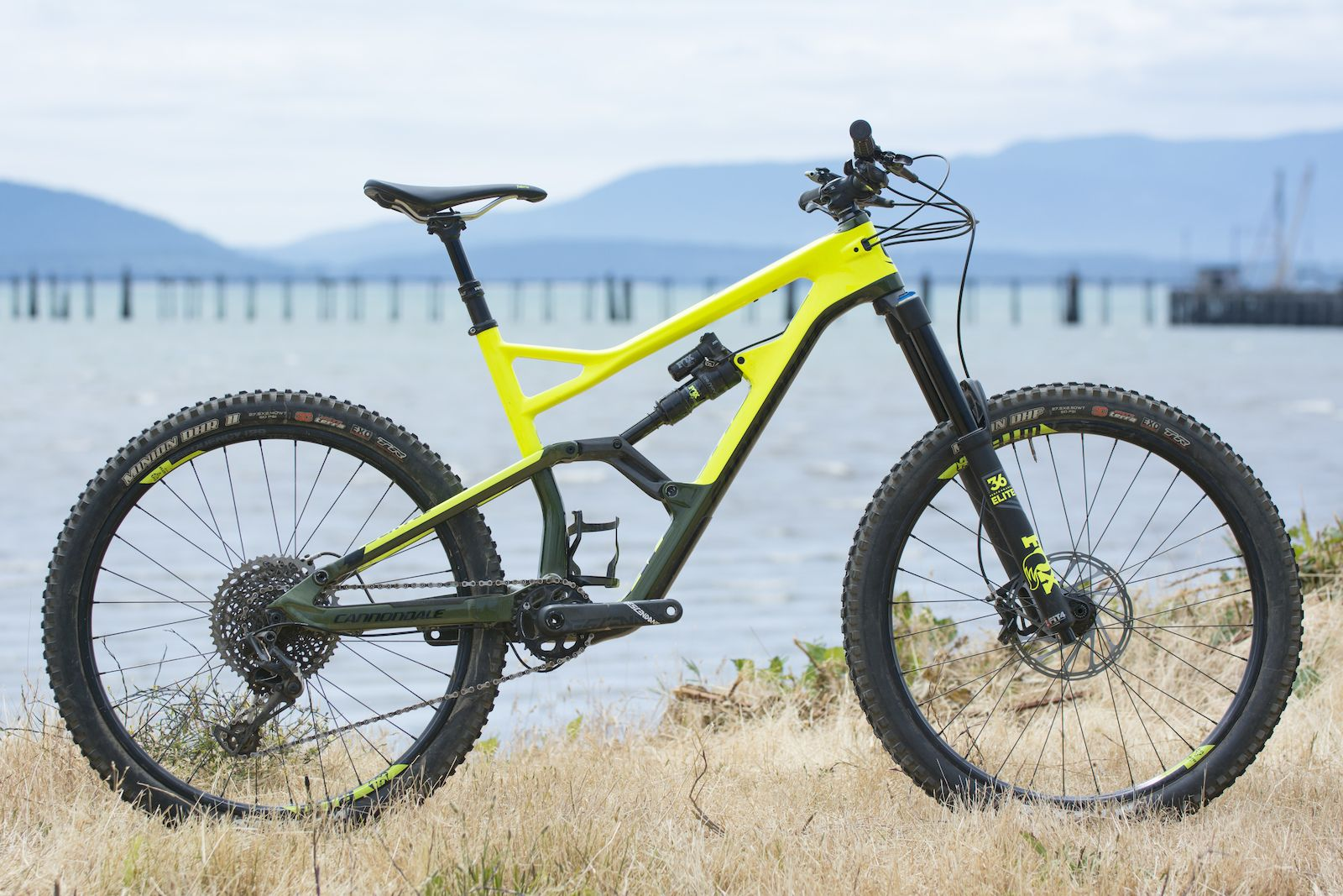 Cannondale Jekyll 2 Review Mt Bike