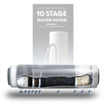 New Wave Enviro 10 Stage Water Filter Replacement Cartridge Water Filter Water Filter Cartridge Water Filters System