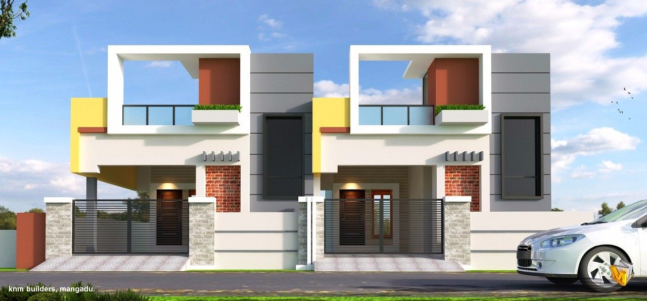 Pin By Spacemek On Architecture Elevation House Elevation House Outer Design Modern House Facades