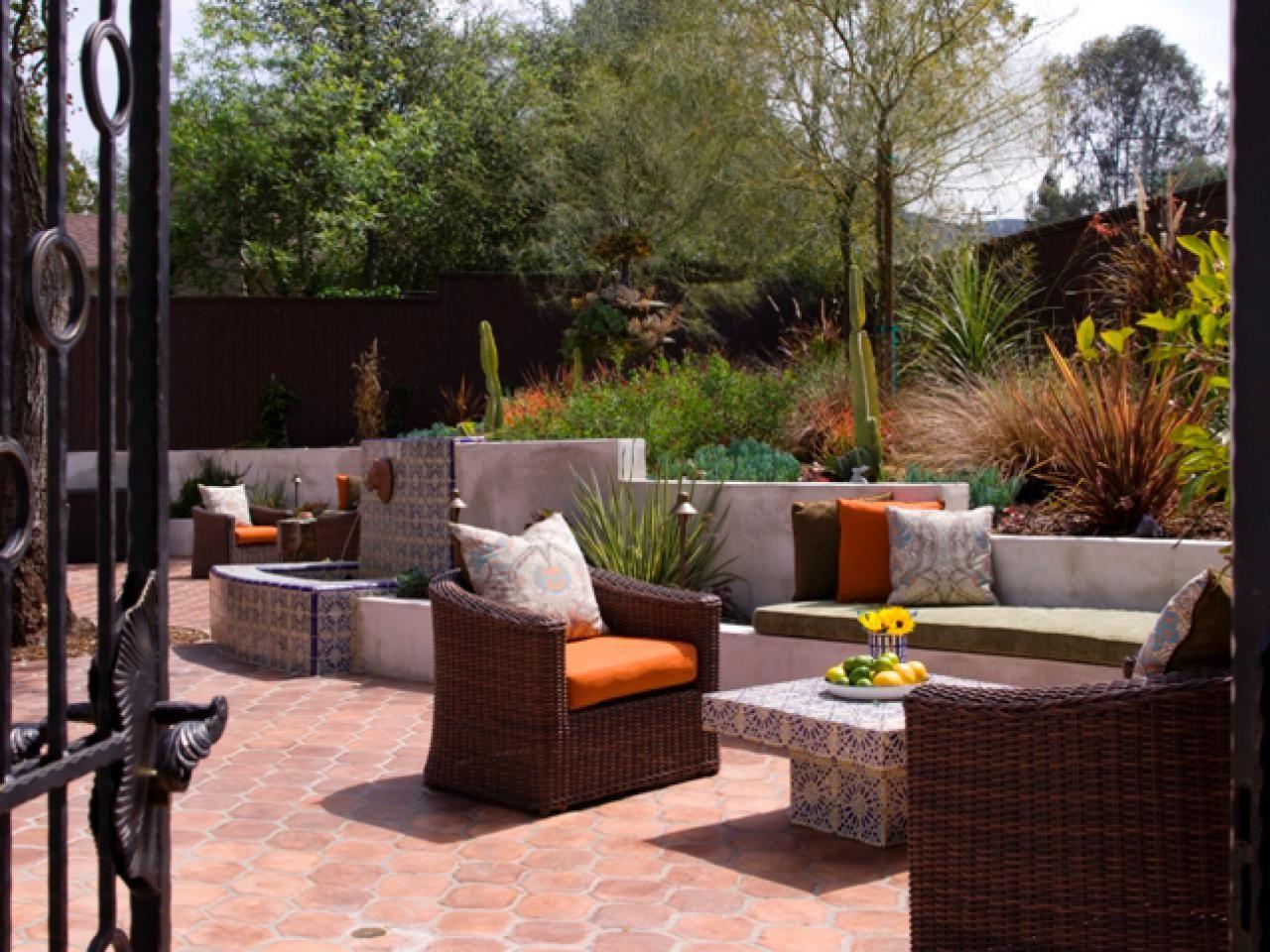 patio ideas - Garden Design Patio Ideas