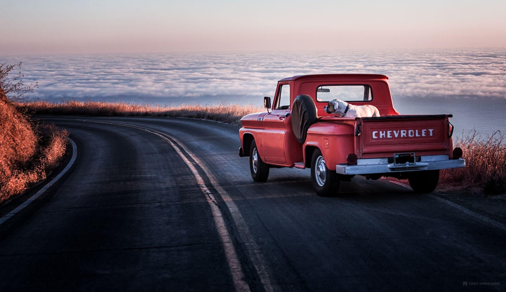 California Tumblr Wallpapers Desktop Cool Photos Old Trucks