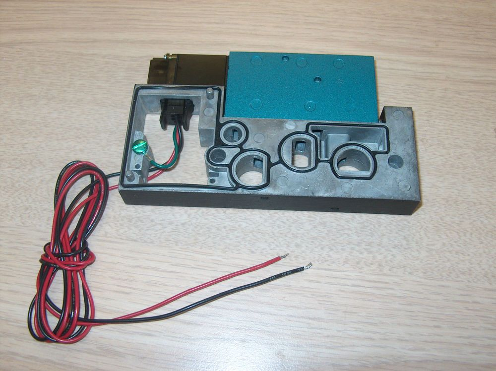 Mac Solenoid Valve Wiring