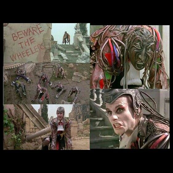 Return to Oz - the wheelers....so scary