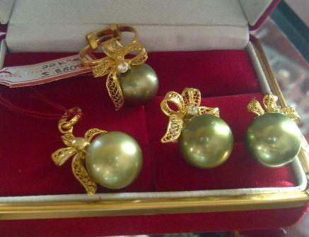 model perhiasan mutiara lombok perhiasan mutiara laut ...