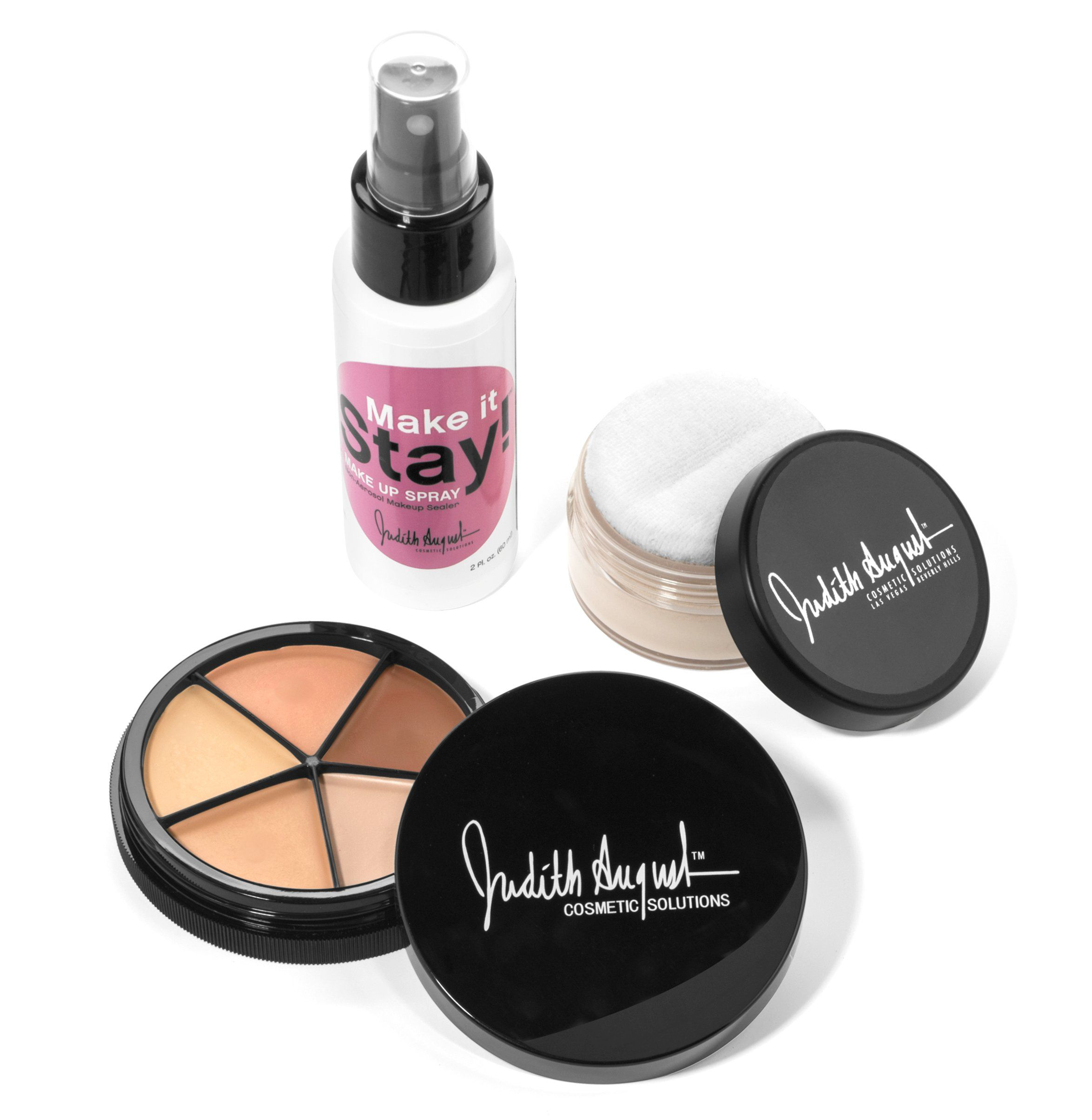 Tattoo Cover Up Concealer Makeup Kit. FULL COVERAGE