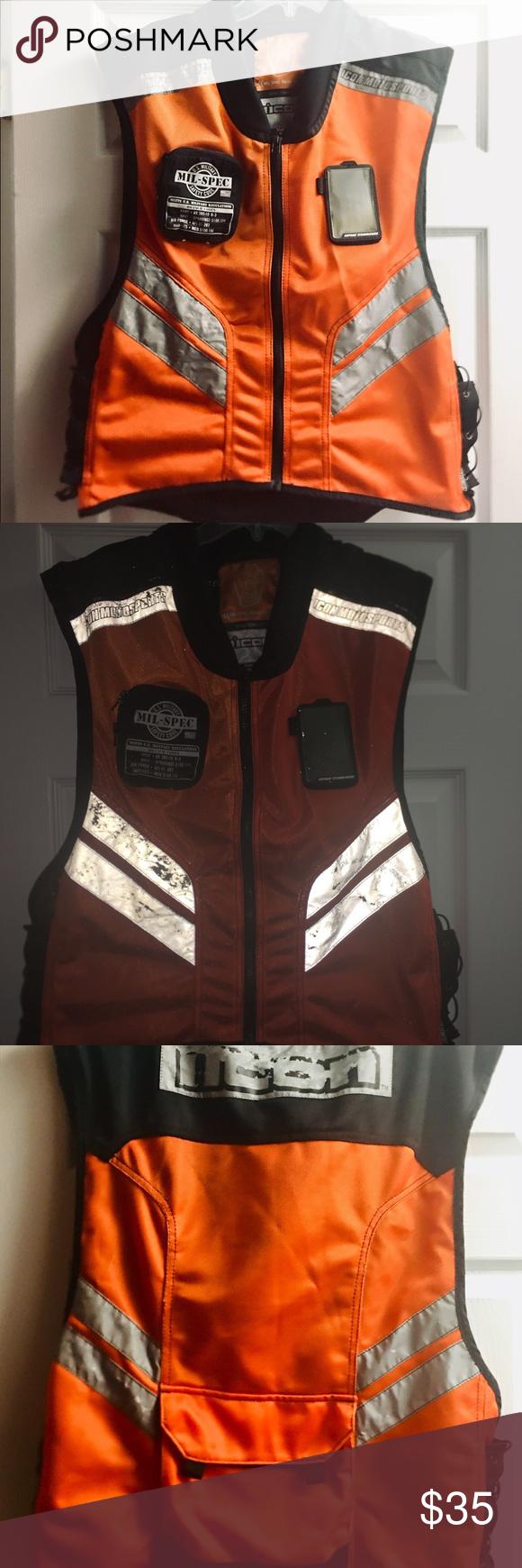 Icon Motosport MilSpec Mesh Vest Icon jackets, Clothes