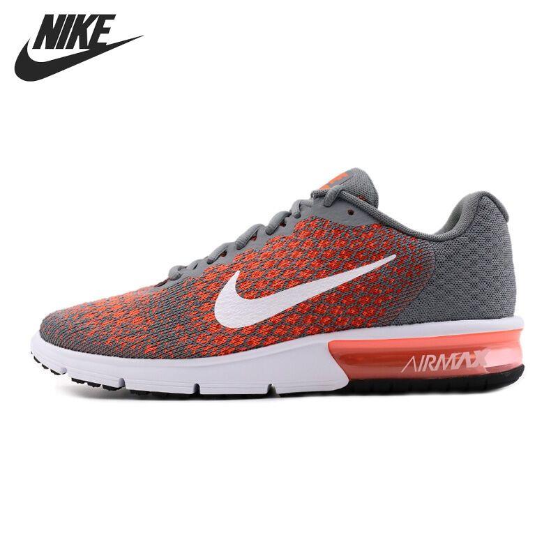 lowest price 5084a 2dfa8 Original Nouvelle Arrivée 2017 NIKE AIR MAX SEQUENT 2 Hommes de Chaussures  de Course Sneakers