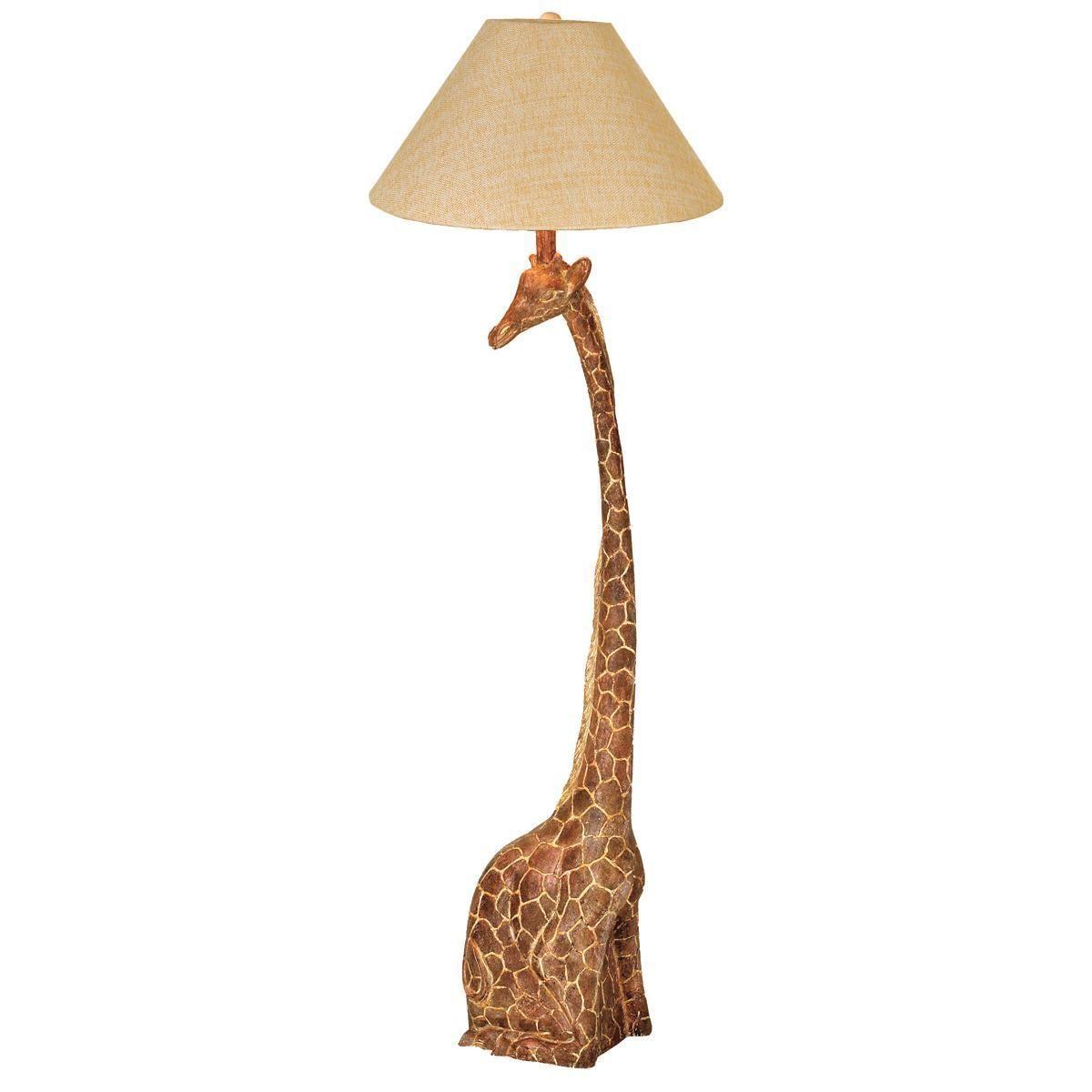 Giraffe Floor Lamp Floor lamp, Giraffe lamp, Floor lamp