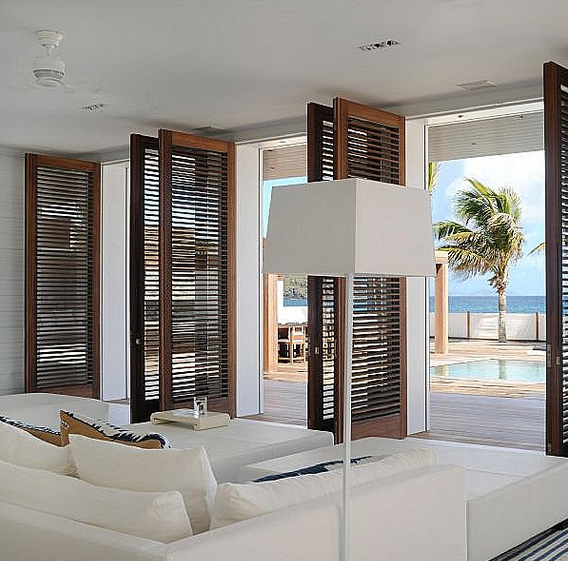 Plantation Shutters, Contemporary....