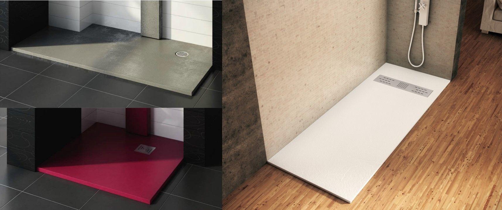 Sea cual sea tu estilo, tenemos un plato de ducha para ti y podemos convertir tu espacio en un ambiente ideal.
