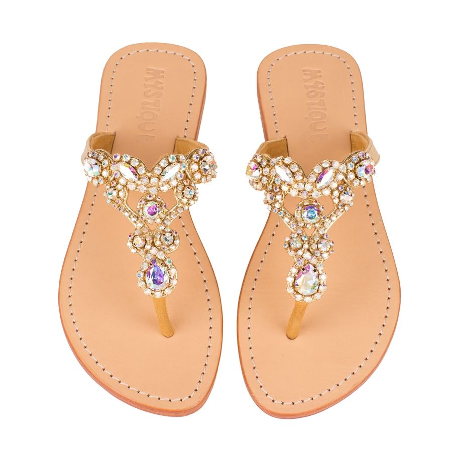 ff5dd117d8019 Mystique Sandals is the premiere women s jeweled sandals brand. A Los  Angeles based company that designs