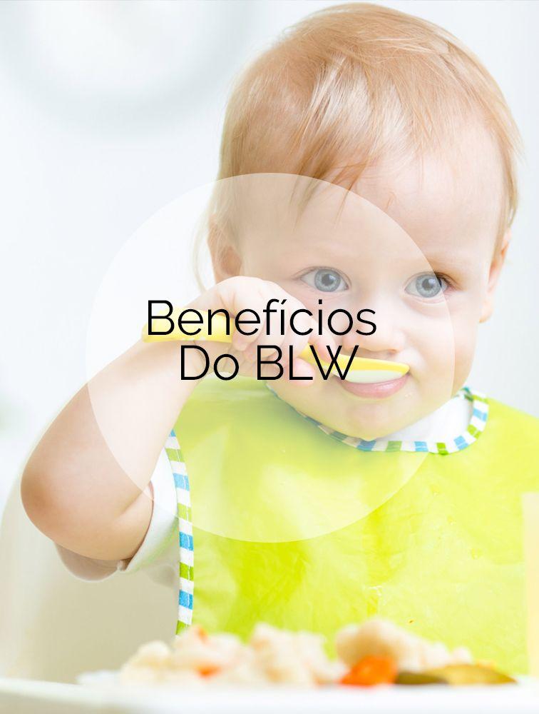 Beneficios Do Blw Comida Para Bebe Papinha Para Bebe E Receitas
