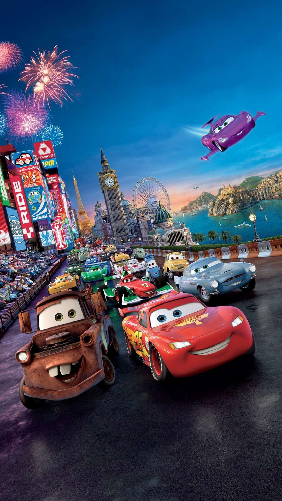 Mcqueen Car 3 Disney Cars Wallpaper Disney Cars Disney Wallpaper