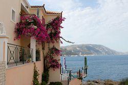 Beautiful Assos, Kefalonia