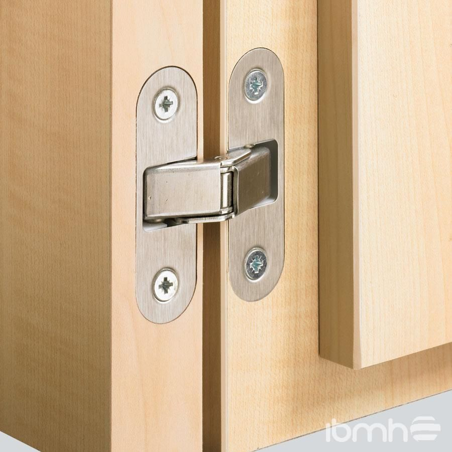 Importar bisagras ocultas para for Herrajes manijas para puertas