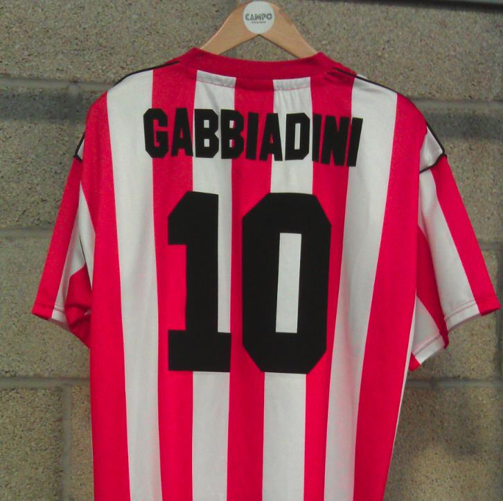 Gabbiadini Sunderland Shirt. Available from camporetro.com ... e22be32df