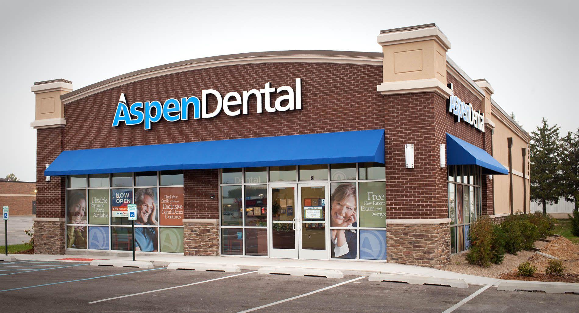 Aspen Dental Is One Of Our Nationally Known Providers For Dental Care Dental Dental Infection Aspen Dental