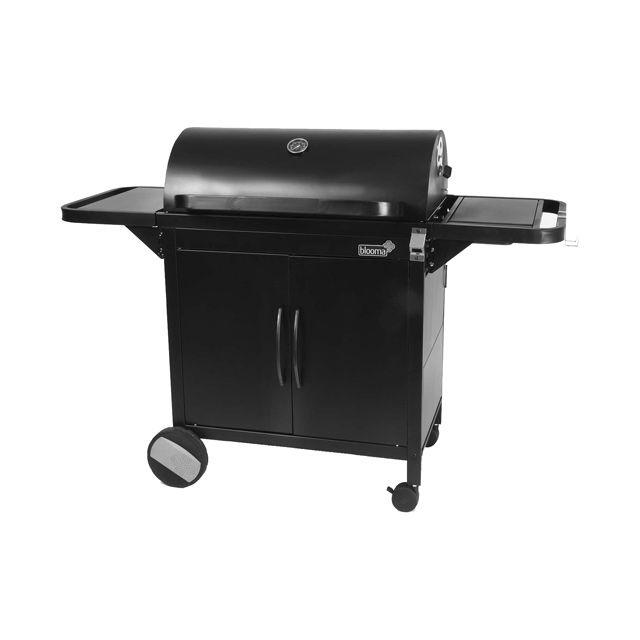 barbecue charbon de bois blooma keira outdoor ideas. Black Bedroom Furniture Sets. Home Design Ideas