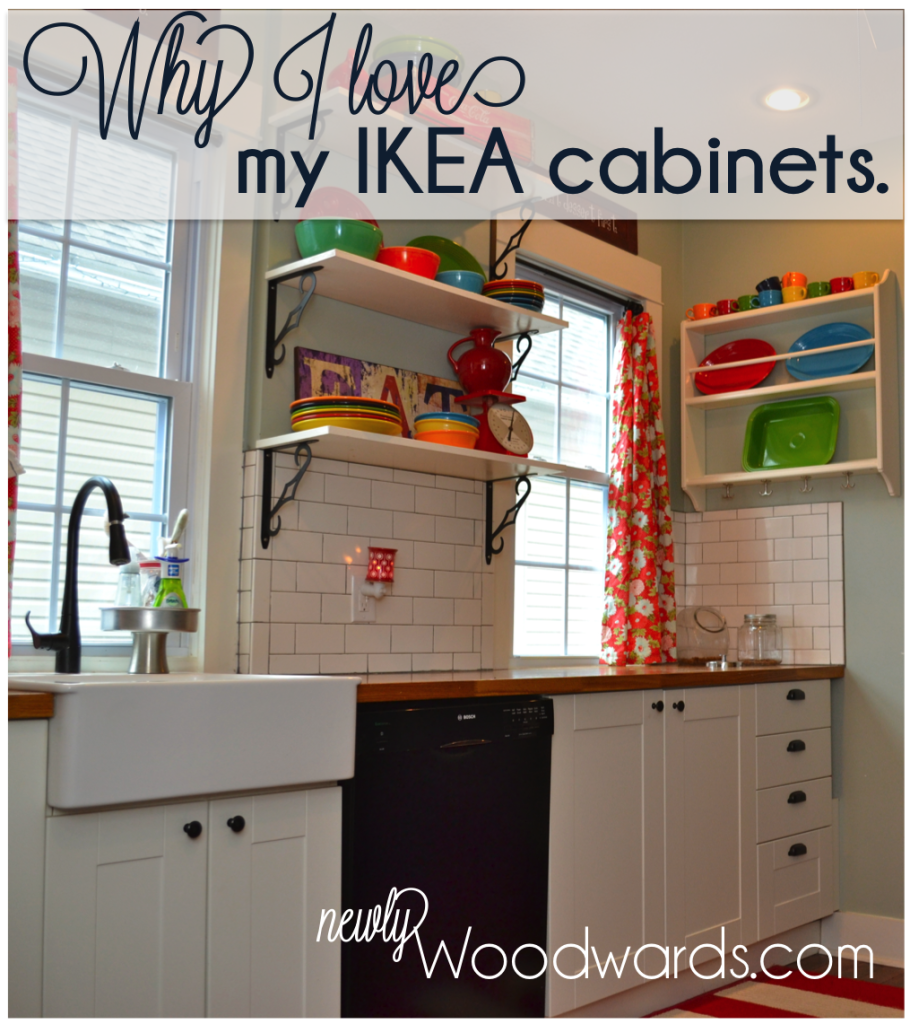 Why i love my ikea kitchen cabinets ikea cabinets and for Redesign my kitchen