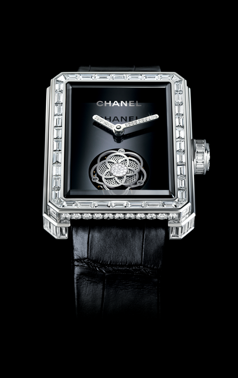 Chanel Camelia  Tourbillon Caliber 2012  bf3294e6736