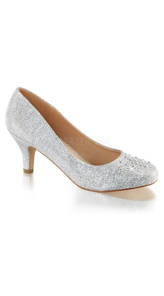 2 1 2 Rhinestone Kitten Heel Kitten Heel Pumps Rhinestone Heels Rhinestone Shoes Kitten Heel Pumps Bridesmaid Shoes