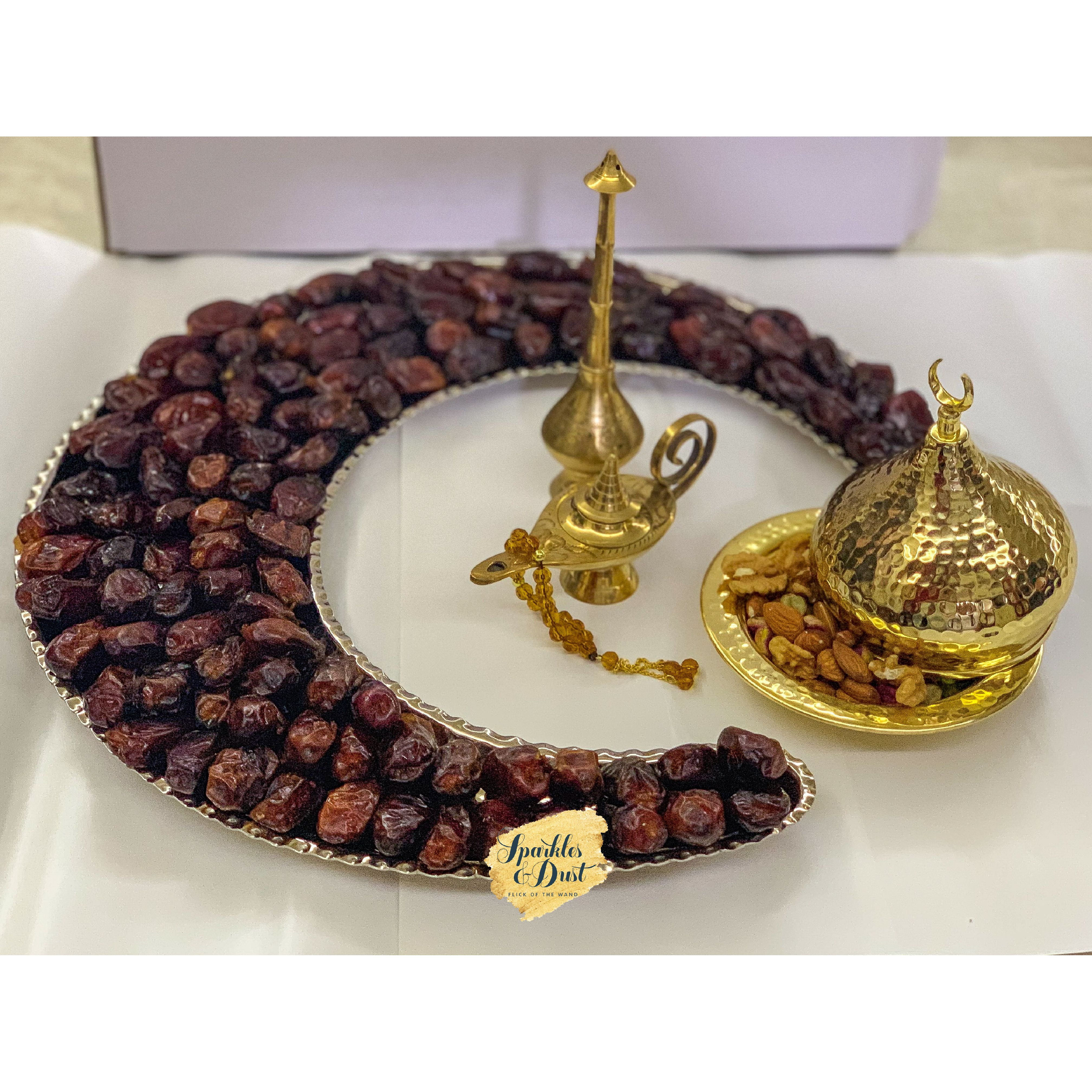 Dates Tray For Ramadan توزيعات رمضان تمر Ramadan Dates Ramadan Gifts