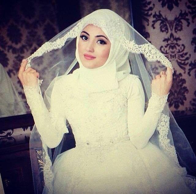 Photo of Hijabi Bride