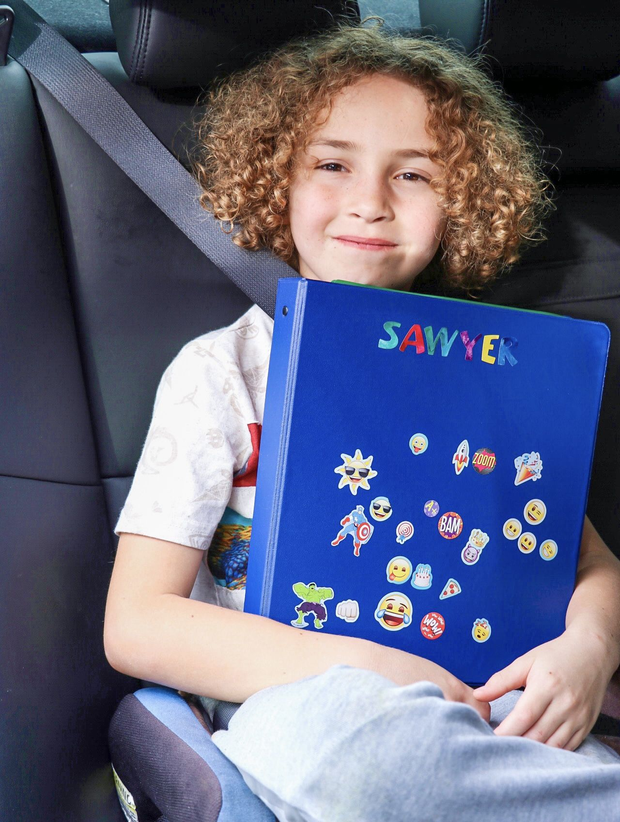 Diy Road Trip Activities Folder For Toddlers And Young