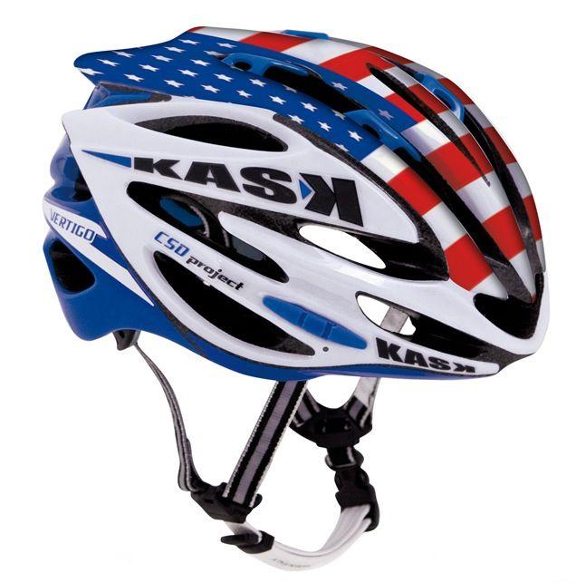 Kask Vertigo Flag Edition Usa Helmet Bike Helmet Bike