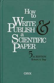 how to write & publish a scientific paper pdf