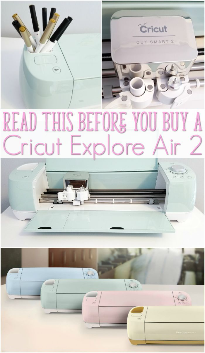 Cricut Explore Air 2 Review | Everything You Need to Know #cricutexploreair2projects