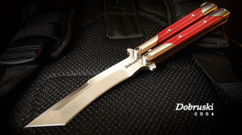 Dobruski Balisong Balisong Butterfly Knives