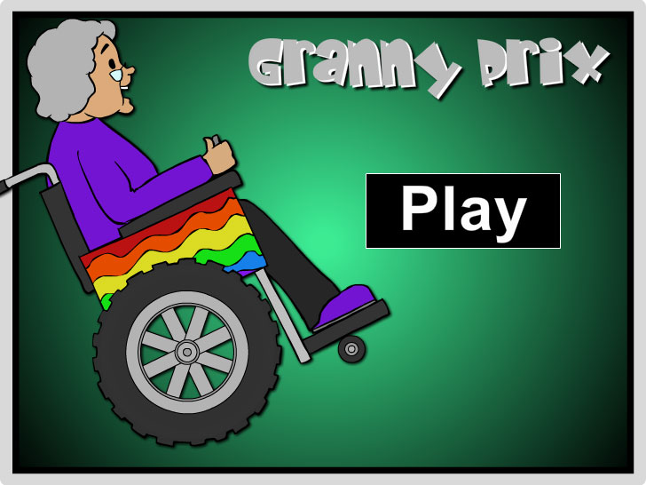 Granny Prix MultiPlayer Multiplication Free Online Math