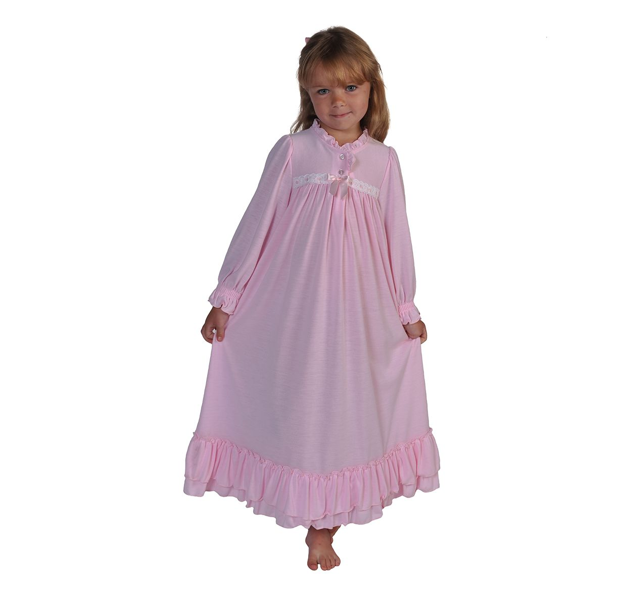be01af9b1f4a Clara s Pink Nightgown