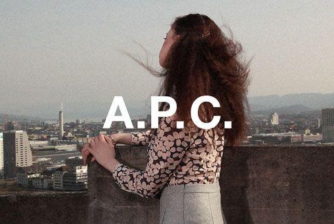 A.P.C. | HOME